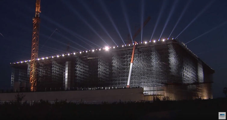 STAVROS NIARCHOS FOUNDATION CULTURAL CENTER 2015