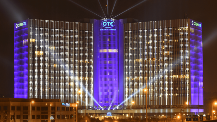 COSMOTE HEADQUARTERS INSTALLATION 2018