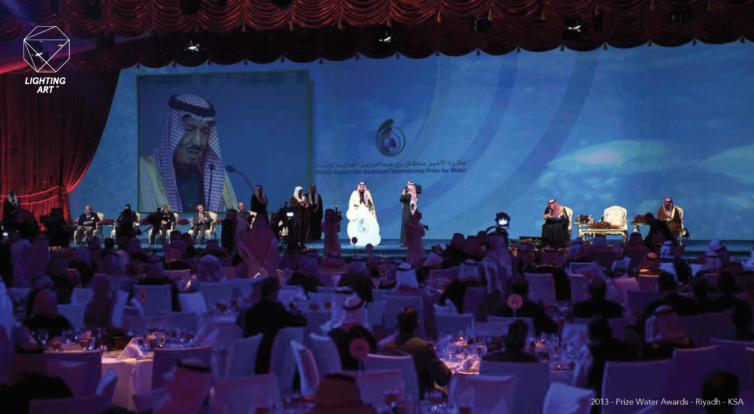 PRIZE WATER AWARDS KSA 2011 – 2014